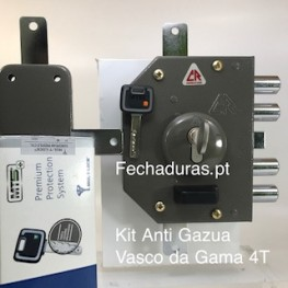 Kit Anti-Gazua       Vasco da Gama 4T